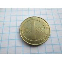 Финляндия 1 марка 1994 год