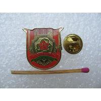 Знак-фрачник. Белорусский союз офицеров. тяжёлый, цанга