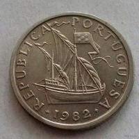 5 эскудо, Португалия 1982 г.