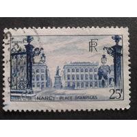 Франция 1948 Нанси