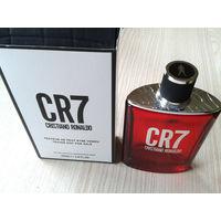 Cristiano Ronaldo - CR7 - Упаковка и пустой флакон от знаменитой туалетной воды - запах держит!