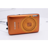 Оранжевый Canon Digital IXUS 130 (14Мп, zoom 4x). Гарантия