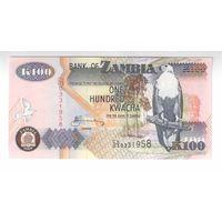 100 квача 2009 Замбии