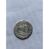 3 гроша 1594г