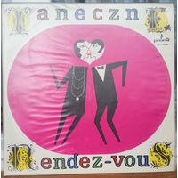 LP Various Artists -- Taneczne Rendez-Vous (1971)