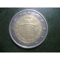 Белигия 2 евро 60 лет декларации прав человека 2008