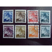 Рейх. Богемия и Моравия 1939 / 1942 BM 20, 21, 22, 23, 24, 25, 26 1941 BM 64