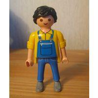 Фигурка из набора Playmobil. Мужчина