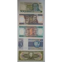 Бразилия 5, 5, 200, 500, 500