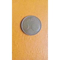 160# 5 евроцентов 1999 F  недерланды