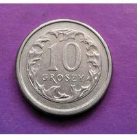 10 грошей 2000 Польша #02