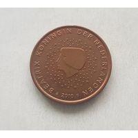 5 евроцентов 2010 Нидерланды