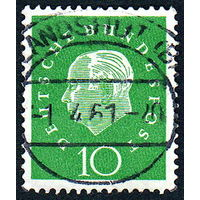 144: Германия (ФРГ), почтовая марка, 1959 год