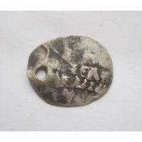 Мордовка (допетровская монета-подражание) середина XVI - начало XVIII вв.