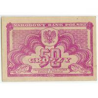 Польша, 50 гроших 1944 год.
