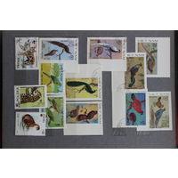 Иностранный мир животных(вьетнам,польша,монголия,куба ,чехословакия) 155 штук. 1 -ая часть
