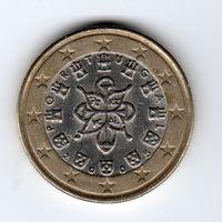 1 евро Португалия 2005