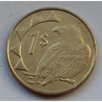 Намибия, 1 доллар 2008 г.
