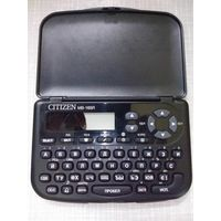 Электронная Записная книжка (органайзер) Citizen MB-165R