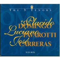 3CD Box-set An Evening With The 3 TENORS (2001)