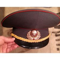 Фуражка милиции РБ (устаревшая)