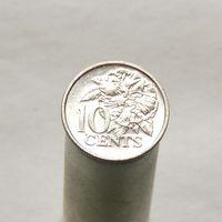 Тринидад и Тобаго 10 центов 2005