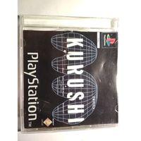 Kurushi . Sony PlayStation