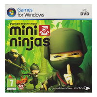 Mini Ninjas (PC-DVD), Лицензия!!!
