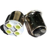 Комплект светодиодных ламп P21/5W 4led OLT258DWT 2шт