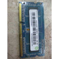 Оперативная память для ноутбука 2GB DDR3-12800 Ramaxel