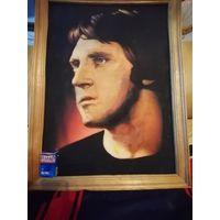 Картина портрет Владимира Высоцкого
