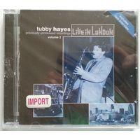 CD Tubby Hayes - Live In London, Volume 2 (April 25, 2005) Bop, Hard Bop
