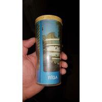 Старый стаканчик Riga, внутри следы чернил