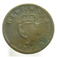 Ирландия фартинг 1806