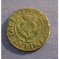Шотландский торнер (двойной пенни) 1632-1633 г.г.