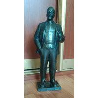 Статуэтка Ленин скульптор Геворкян СССР 32 см клейма подпись Нечастое