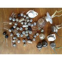 Транзисторы одним лотом