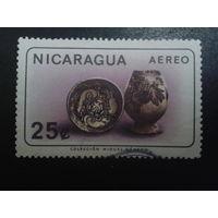 Никарагуа 1965 искусство индейцев до Колумбовой эпохи
