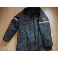 Куртка удлинёная МВД рост 188 размер 52 (новый)