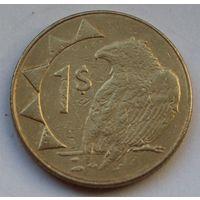 Намибия, 1 доллар 2010 г.