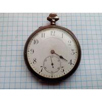 Часы карманные серебро 800 проба