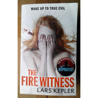 "Lars Kepler ""The Fire Witness"""