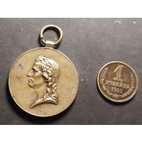 Медаль Германия Фридрих фон Шиллер 1905г. Распродажа коллекции