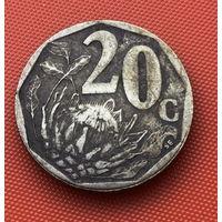 126-26 ЮАР, 20 центов 1997 г.