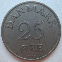 Дания 25 эре 1949 г. (g)