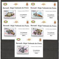 Я Бурунди 2013 Рыбки