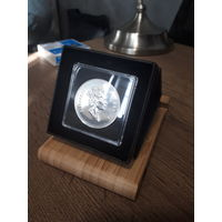 Футляр для монеты в капсуле QUADRUM. Leuchtturm