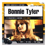 Bonnie Tyler (mp3). 2-х дисковое издание.
