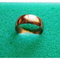 Обручальное кольцо 19мм. СССР,  лот ок-1