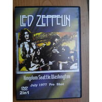 Видео dvd Led Zeppelin